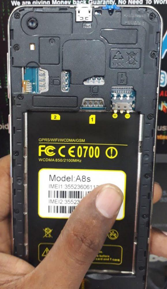 Huawei Clone A8s Flash File 1