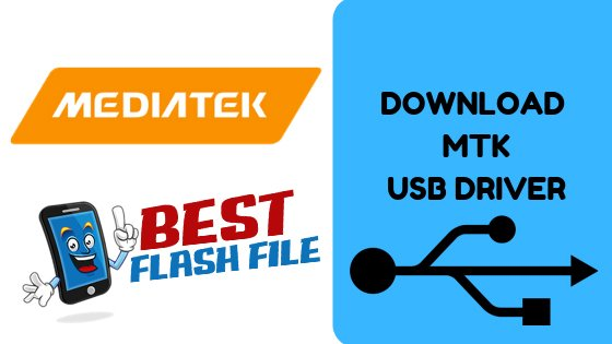 All In One Meadiatek (MTK) USB Driver 3