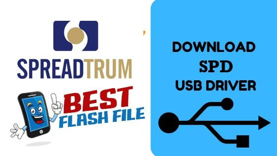 All In One SpreadTrum (SPD) USB Driver 3