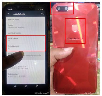 Oppo Clone F9 Flash File 5