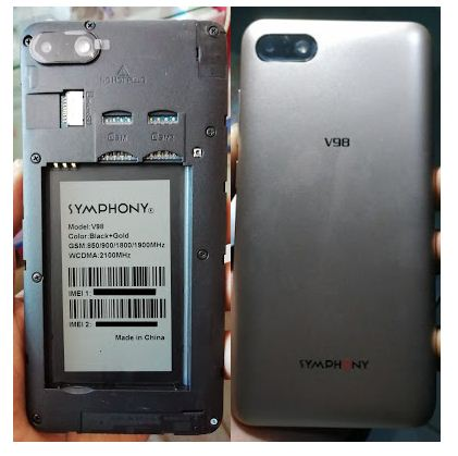 Symphony V98 Flash File SC7731 8 1 Firmware File Download