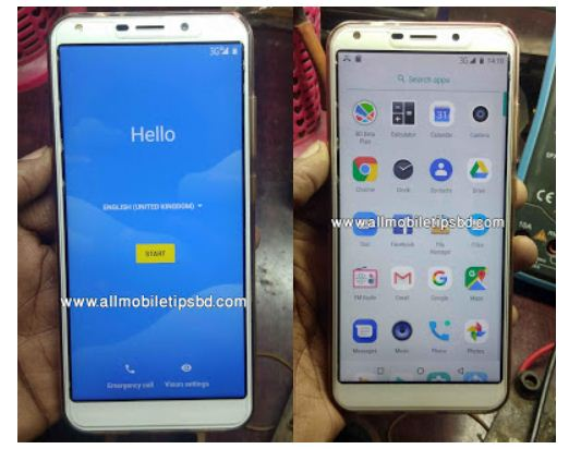 Walton Primo H7s Flash File 5