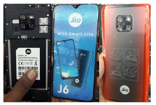 Jio J6 Flash File 8