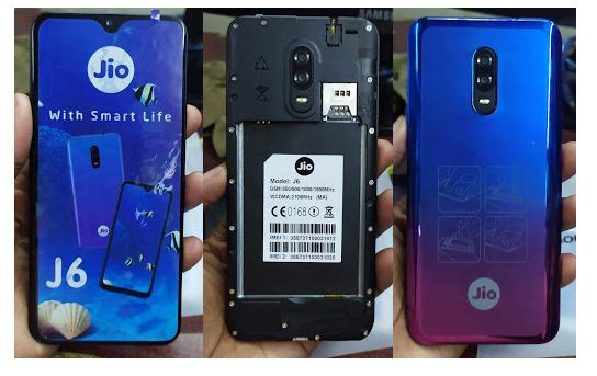 Jio J6 Flash File 2
