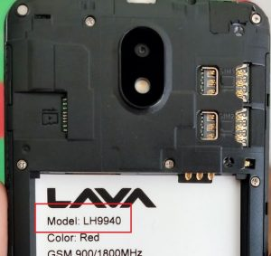 Lava iris 43 Flash File 3