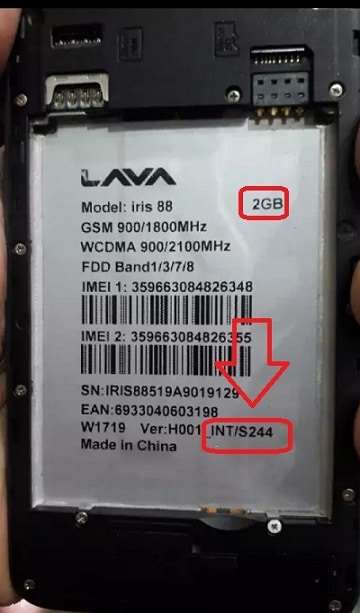 Lava Iris 88 Flash File 100% Tested Firmware 29