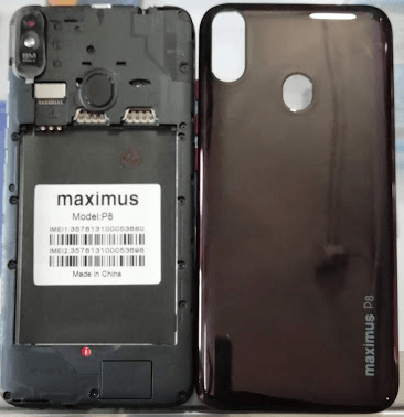 Maximus P8 Flash File 1