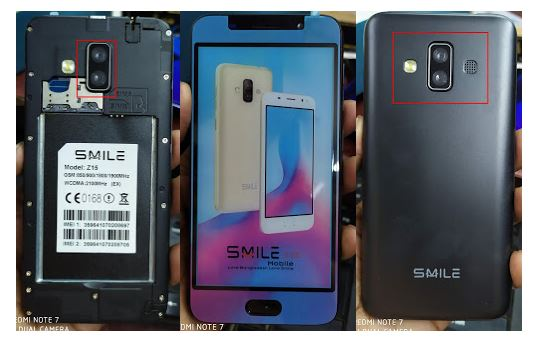 Smile Z15 Flash File (EX) MT6572 Firmware Download