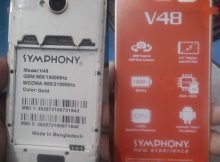 Symphony V48 Flash File 5