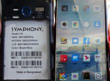 Symphony i72 flash file firmware,