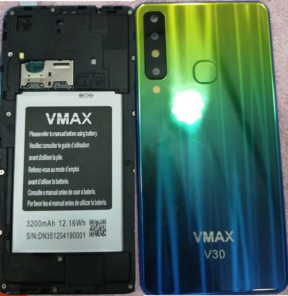 Vmax V30 Flash File 21