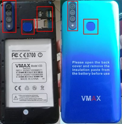 Vmax V20 Flash File 15