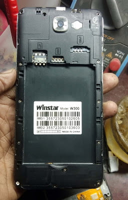 Winstar W300 Firmware Flash File Sc7731