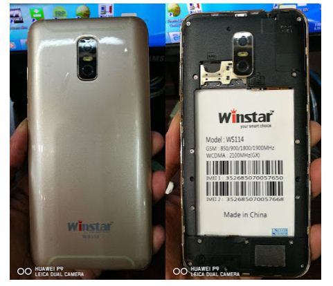 Winstar WS114 Flash File 9