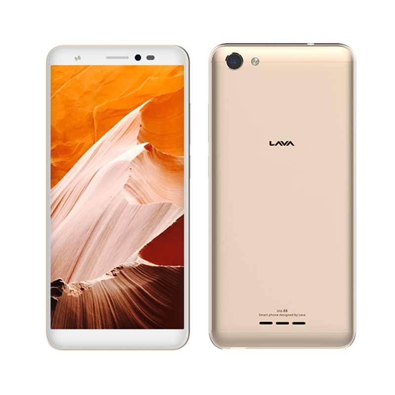 Lava iris 88 Go Flash File 17
