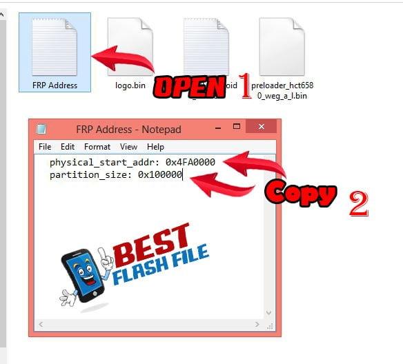 How To frp remove SP Flash Tool (Mediatek) 39