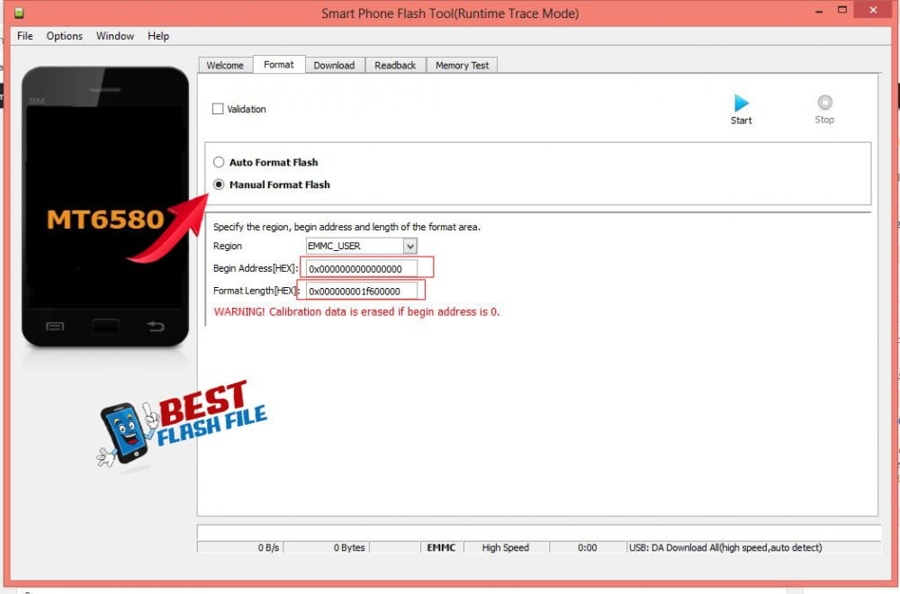 How To frp remove SP Flash Tool (Mediatek) 38
