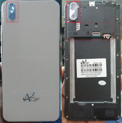 Aone A60 Flash File without password free