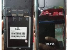 Buzz U11 Flash File without password