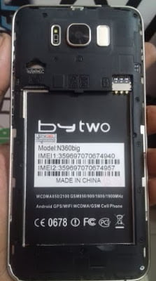 Bytwo N360big Flash File without password