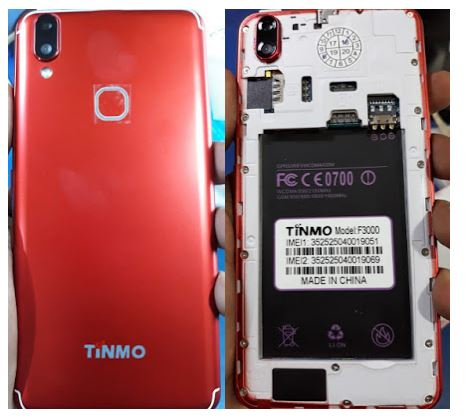 Tinmo F3000 Flash File 6