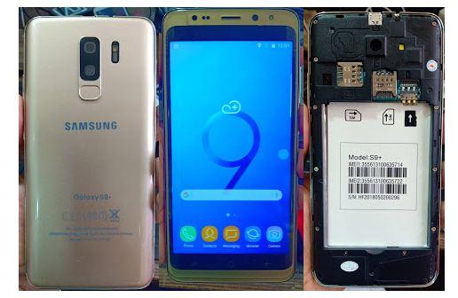 Samsung Clone S9+ Flash File 3