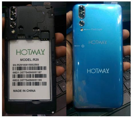Hotmax R29 Flash File without password