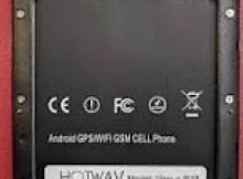 Hotwav Venus R18 flash file without password