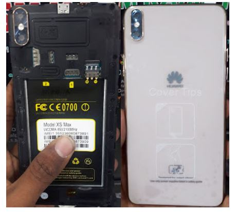 Huawei Clone XS Max Flash File without password