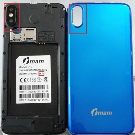 Imam i10 Ex flash file firmware,