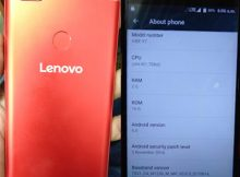 LENOVO VIBE V7 flash file without password