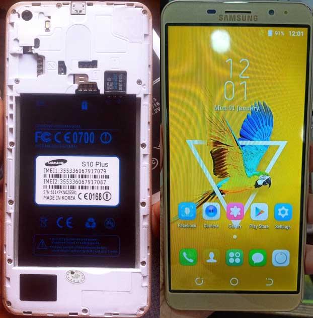 Samsung Clone S10+ Plus Flash File 8