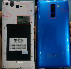 Maxtel Max 10 Flash File Without password