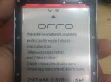 Orro C390 firmware file without password