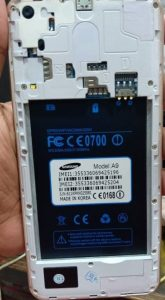 Samsung Clone A9 Flash File MT6580 8 1 Firmware File