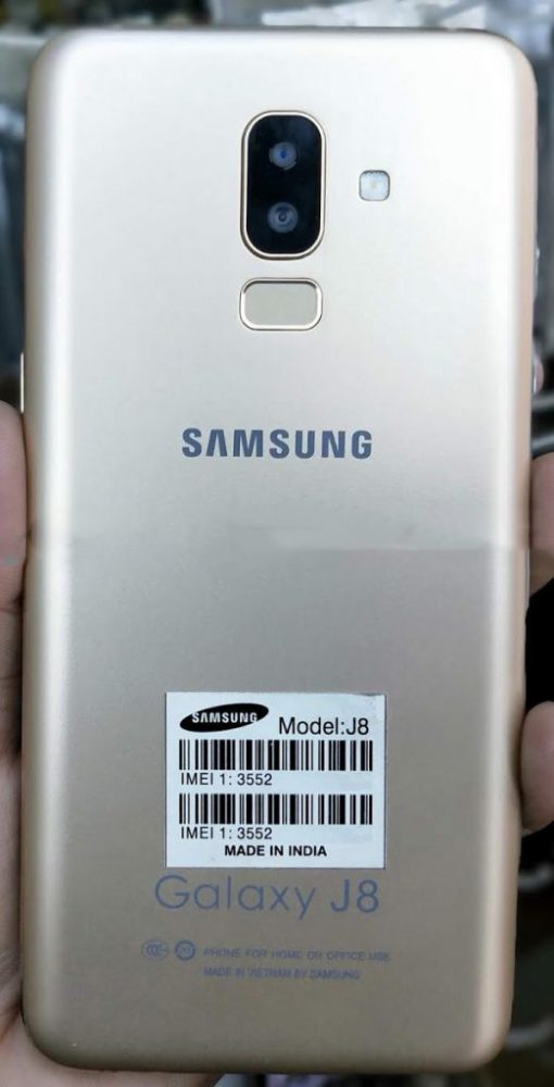 Samsung Clone J8 flash file without password