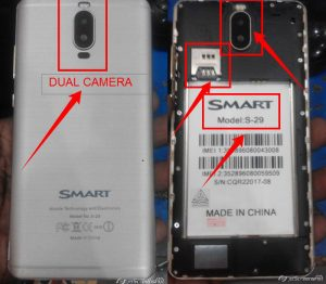 Smart S29 Flash File MT6580 Firmware File Download