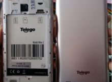 Telego Wise 3 flash file without password
