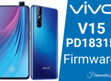 Vivo v15 flash file