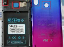 Vmax V30 flash file without password