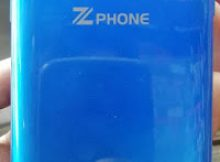 Zphone Z Venus Flash File without password