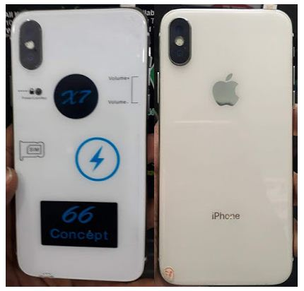 phone X Or 10 flash file without password