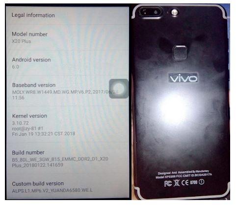 Vivo Clone X20 Plus Flash File 3