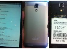 Digo v551 flash file without password
