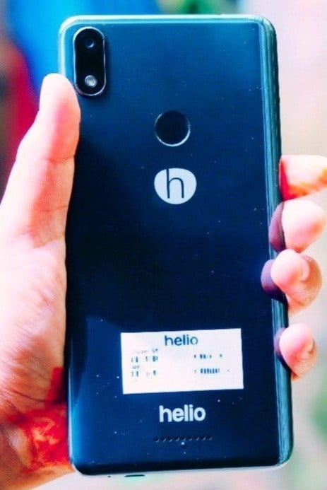 Helio S5 Flash File without password