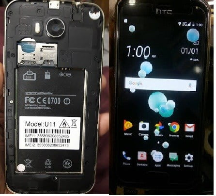 Htc Clone U11 flash file without password