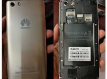 Huawei Clone Kimfly M6 Flash File without password
