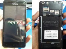 Huawei Clone Kimply M4 OR M1 flash file without password