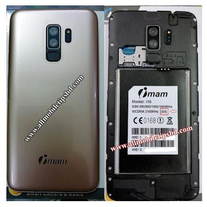 Imam i10 Ex flash file without password