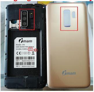 Imam i10 Flash File (EA) without password